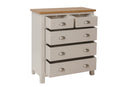 Dover 2 over 3 Chest of Drawers