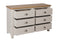 Dover 6 Drawer Chest of Drawers