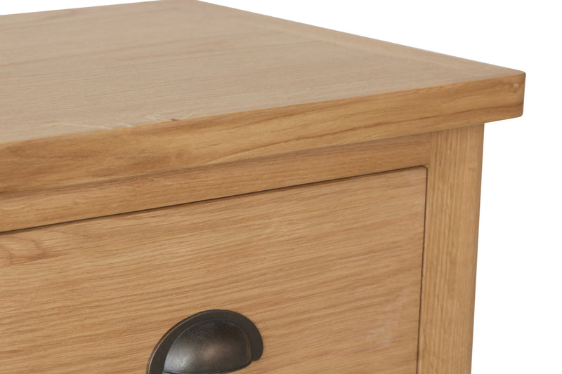 Rutherford 5 Drawer Narrow Chest
