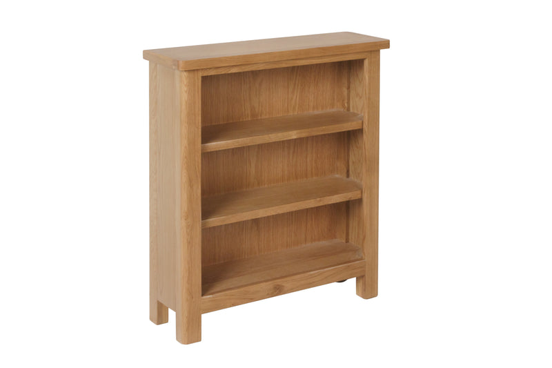 Rutherford Small Wide Bookcase