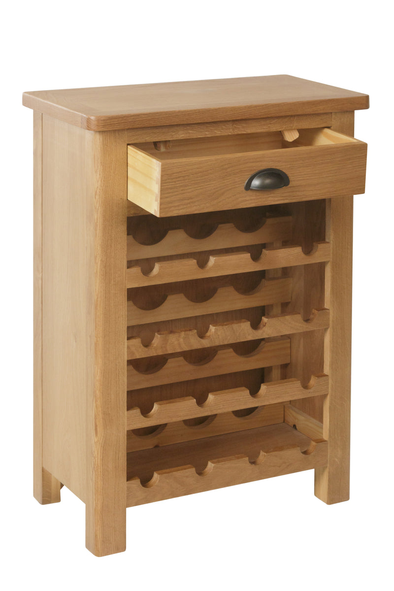 Rutherford Wine Cabinet