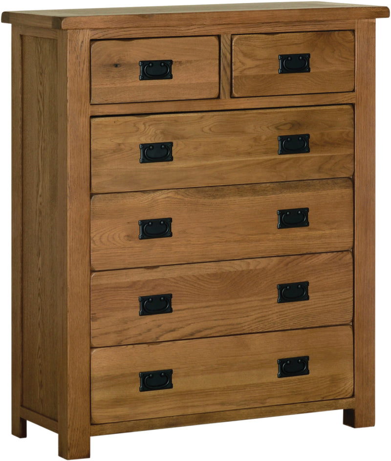 Ringwood 2 over 4 Chest of Drawers