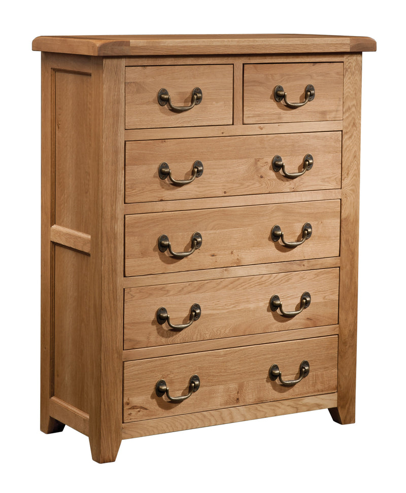 Lynton 2 over 4 Chest of Drawers
