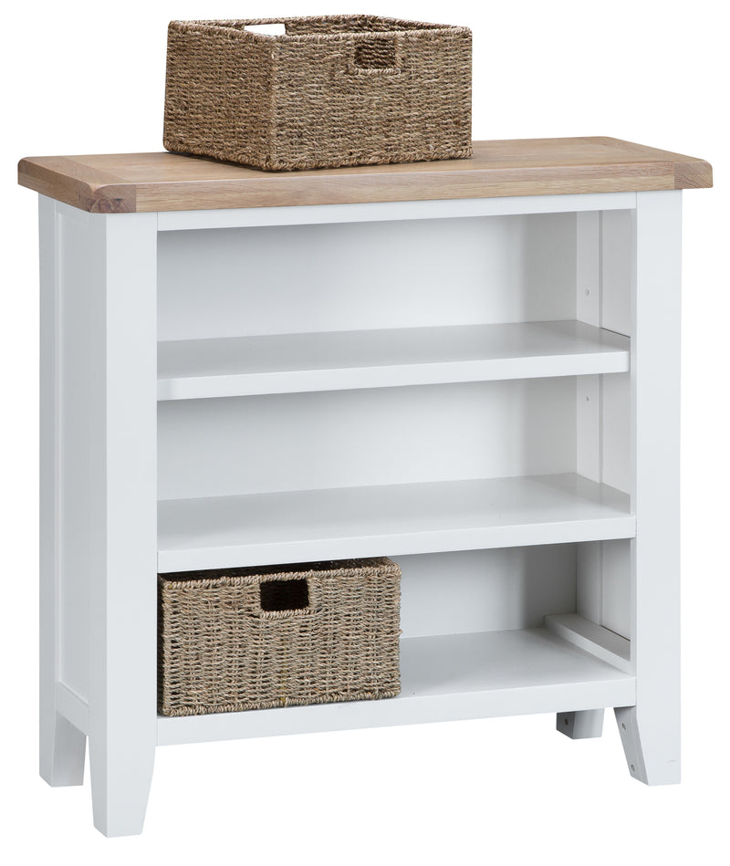 Titchfield Small Wide Bookcase