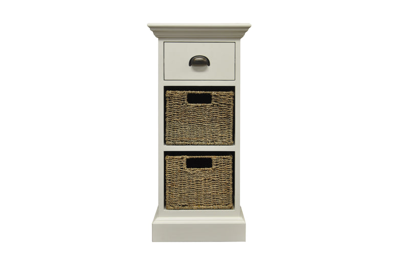 Whitwell 1 Drawer 2 Basket Unit