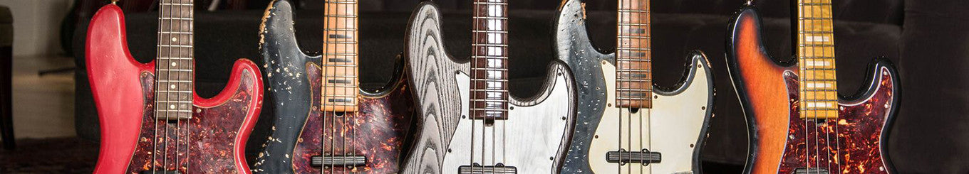 Marco Bass Guitars