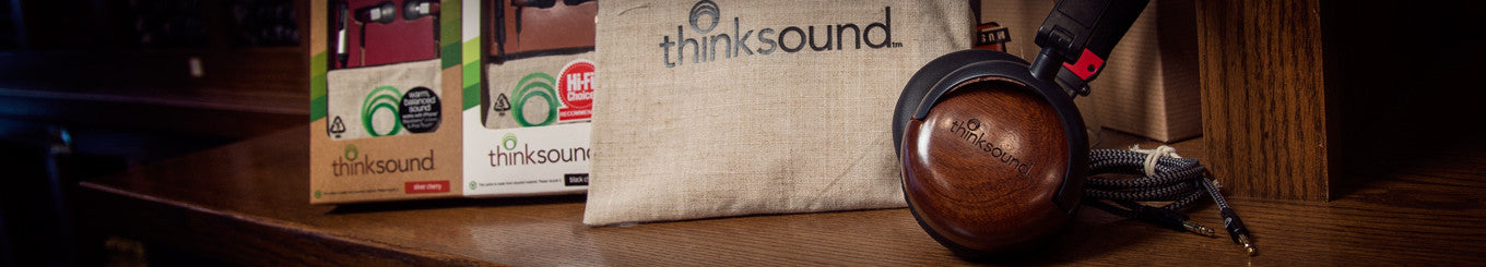 Thinksound Headphones & Earbuds