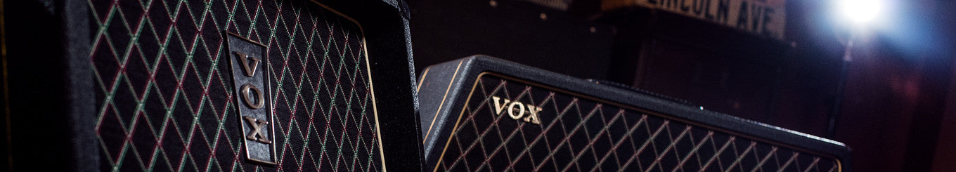 VOX Amps, Cables, & More