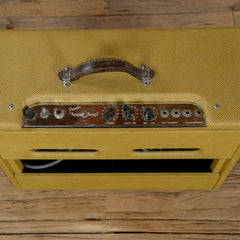 1953 FENDER SUPER 5B4 TWEED RECOVERED TOLEX