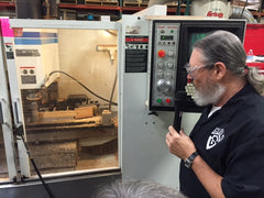 Ren Ferguson tours new Guild guitar factory in Oxnard, CA