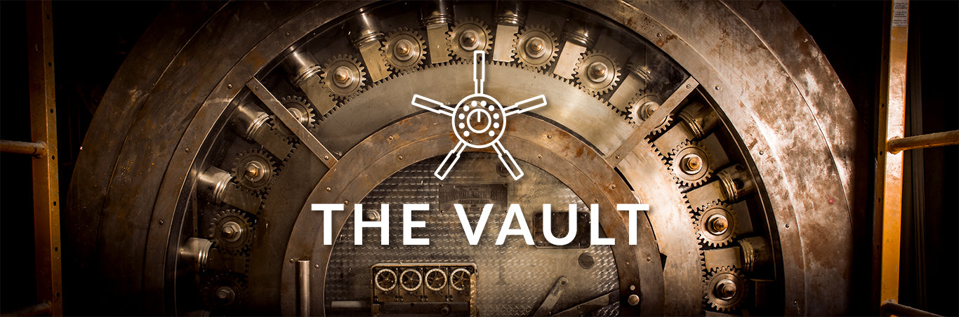 Inside the CME Vault