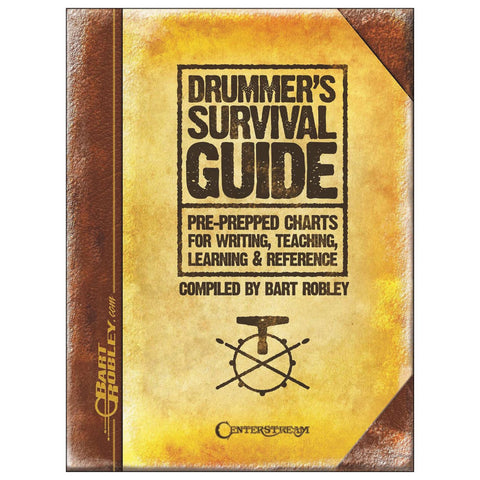 Drummer\'s Survival Guide Book