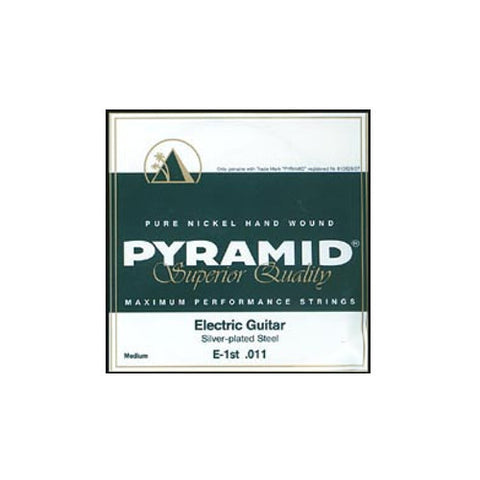 Pyramid Medium/Heavy Round Wound Electric Guitar Strings 11-50