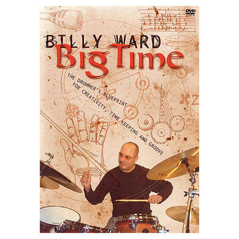 Billy Ward - Big Time DVD