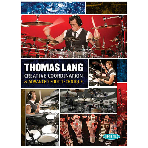 Thomas Lang- Creative Coordination and Advanced Foot Technique DVD