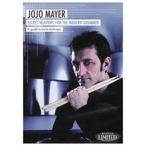 Secret Weapons for the Modern Drummer - Jojo Mayer DVD