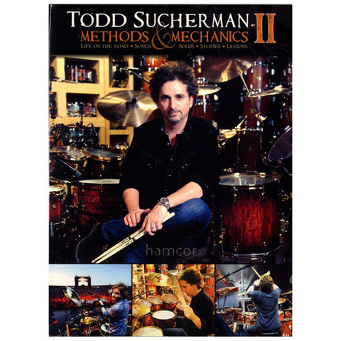 Todd Sucherman- Methods & Mechanics II DVD