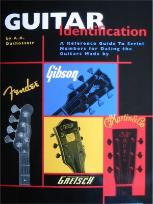 Guitar Identification - 3rd Edition