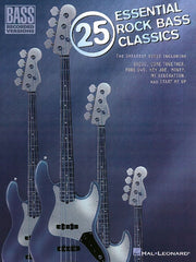 Twenty-Five Essential Rock Bass Classics