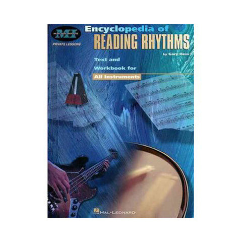 Encyclopedia of Reading Rhythms Book