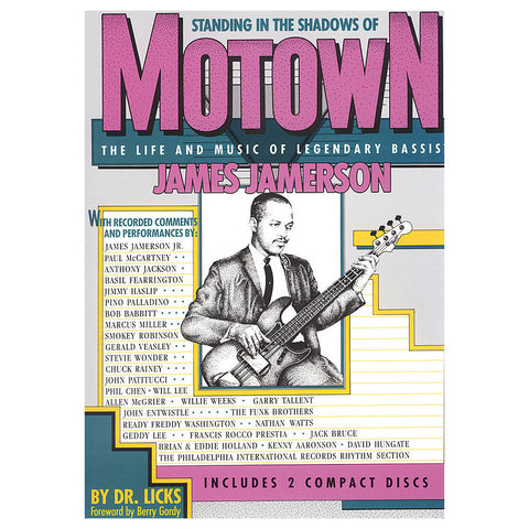 Standing in the Shadows of Motown: James Jamerson w/2CDs