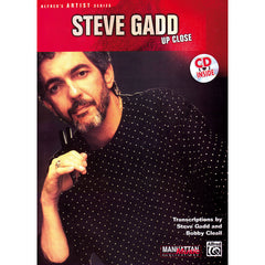 Steve Gadd: Up Close DVD