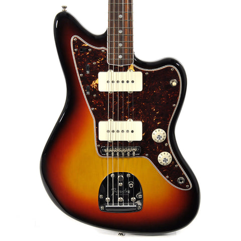 Fender American Vintage '65 Jazzmaster Three Color Sunburst