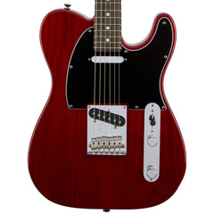 Fender American Standard Telecaster Crimson Red Transparent with Rosewood Fingerboard