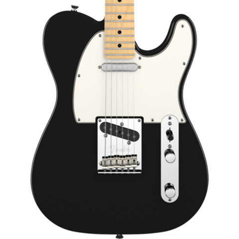 Fender American Standard Telecaster Black with Maple Fingerboard