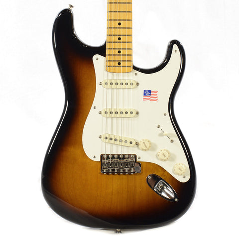 Fender Artist Series Eric Johnson Stratocaster Two-Tone Sunburst