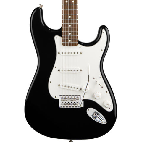 Fender Standard Stratocaster Black Floor Model