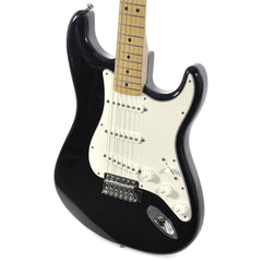 Fender Standard Stratocaster Black with Maple Fretboard