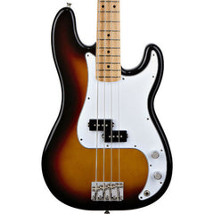 Fender Standard Precision Bass Brown Sunburst with Maple Fingerboard