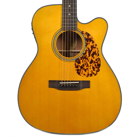 Blueridge BR-143CE Historic All-Solid Cutaway 000 14 Fret Sitka Spruce/Mahogany Natural
