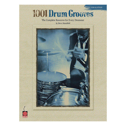 1001 Drum Grooves Book