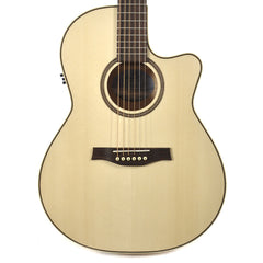 Seagull Performer Cutaway Folk QI Acoustic-Electric
