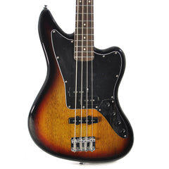 Squier Vintage Modified Jaguar Bass Three Tone Sunburst