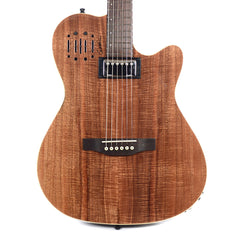Godin A6 Ultra Hybrid Electro-Acoustic Koa High-Gloss w/Deluxe Gig Bag
