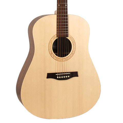 Seagull Excursion Dreadnought Semi-Gloss Walnut