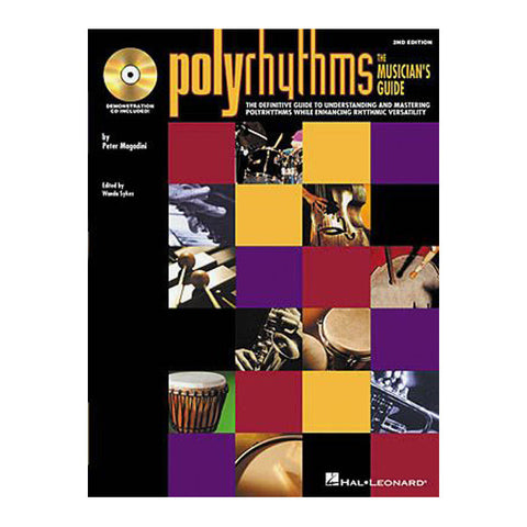 Polyrhythms- The Musician's Guide Book w/CD