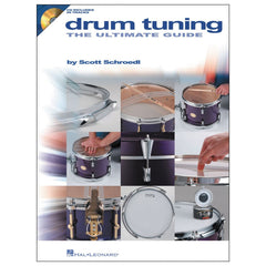 Drum Tuning - Softcover with CD