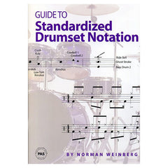 Guide to Standardized Drumset Notation Book
