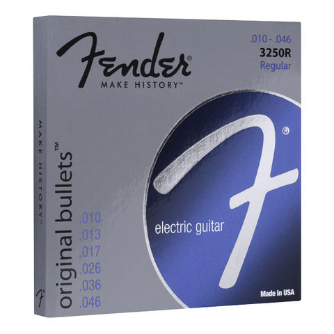 Fender 3250R Super Bullets 10-46