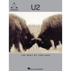 U2 - The Best of 1990-2000 (Guitar Recorded Version)