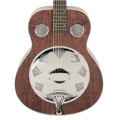 Fender Brown Derby Resonator Brown Stain