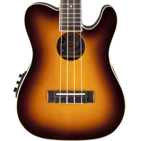 Fender Ukulele '52 Brown Sunburst