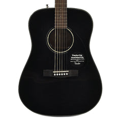 Fender CD-60 Acoustic - Black
