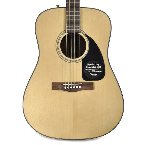 Fender CD-60 Dreadnought - Natural