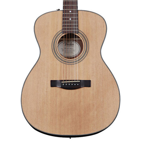 Fender FA-125S Folk Pack Mahogany Natural