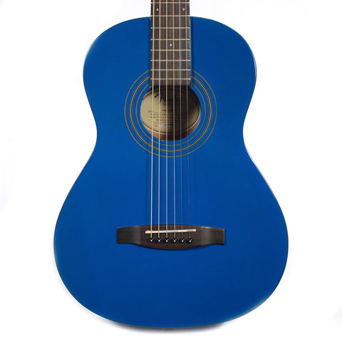 Fender MA-1 3/4 Acoustic Guitar Blue Floor Model